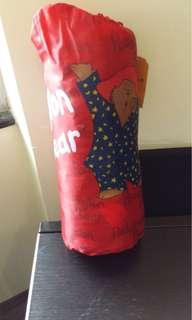 Paddington Bear sleeping bag 睡袋