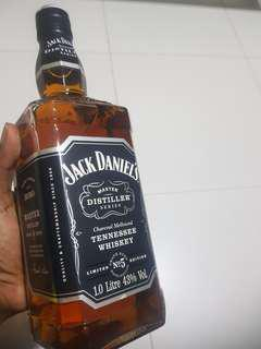 Jack Daniels limited edition sealed with box