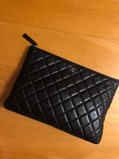 Chanel Clutch Case Medium Size
