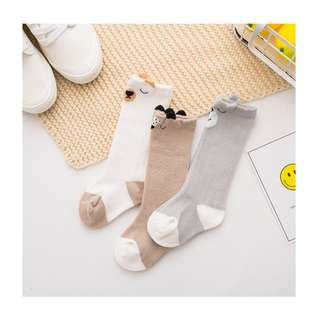 Animal High Socks 3pairs - Head