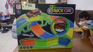 Noctilucent Track Car