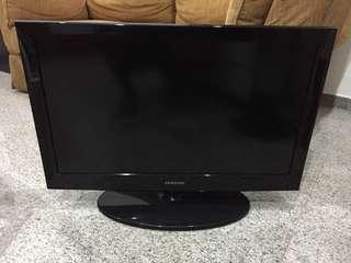 Samsung faulty TV