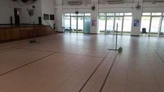 Thomson CC Badminton Court 1