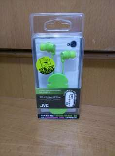 JVC耳機