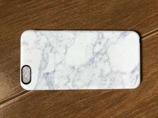 WHITE MARBLE CASE IPHONE 6plus CASETIFY