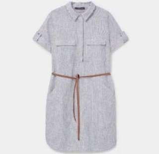 💯 Mango Shift Dress