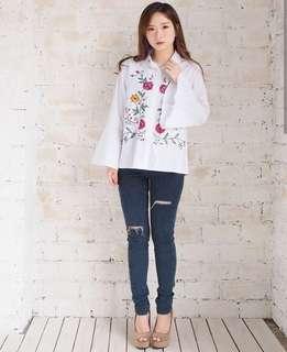 Blouse Zara Look Like