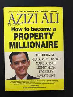 Azizi Ali: How to Become a Property Millionaire