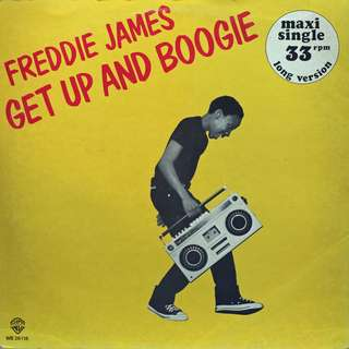 freddie james Vinyl LP used, 12-inch, may or may not have fine scratches, but playable. NO REFUND. Collect Bedok or The ADELPHI.