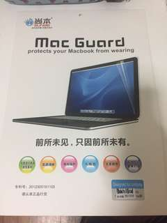 Screen Protector for mac pro 13.3