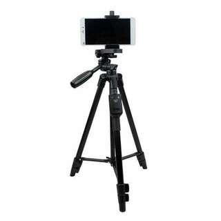 Tripod with Bluetooth Remote Control Shutter