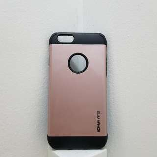 iPhone 6/s Slim Armor Case - Rose Gold