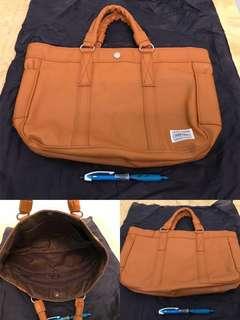 Porter 棕色手挽袋📢📢📢減價