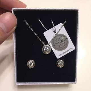 Her Jewellery Swarovski Zirconia Set
