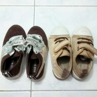 Take All Shoes For Only 200! For Kids 4-5 Years Old