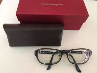 Salvatore Ferragamo spectacles