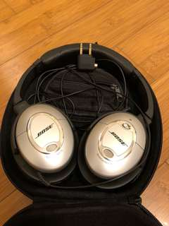 Bose QuietComfort15 - noise cancelling