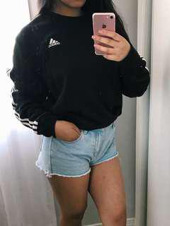 Adidas Oversized Crew Neck