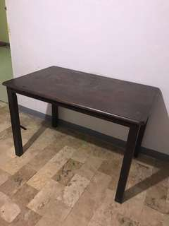 Vintage Desk table with free chair