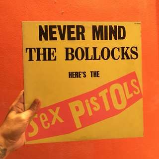 Sex Pistols- Nevermind The Bollocks