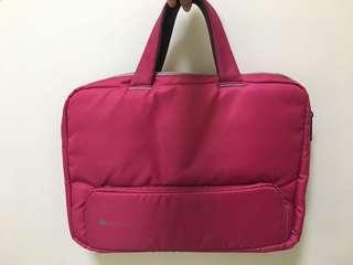 Price down! Laptop bag 电脑包 粉红