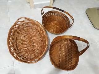 Basket - Fruit/Flower/Hamper (3)