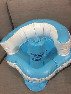 美贊臣寶寶充氣學習椅
