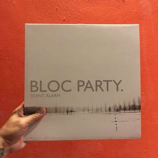 Bloc Party- The Silent Alarm