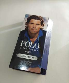 Vial Parfum Polo Blue Ralph Lauren EDP 1,5ml