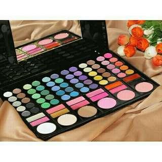 Eyeshadow profesional kit 78 warna