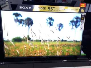 Led TV Sony 55 inch KD-55X7000E (Kredit MURAH)