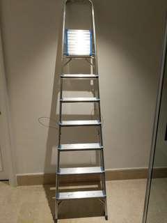 Aluminium 7 step Ladder