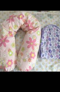 Theraline pillow & 2 covers