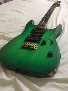 Charvel CDS-038 japan market electric guitar