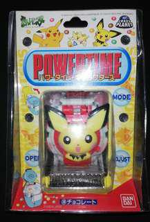 Bandai Pokemon Powertime vintage watch