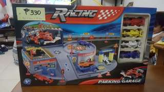 Racing Parking Garage Toy