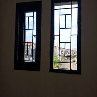Tralis jendela