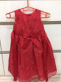 Dress for 4-6 yo