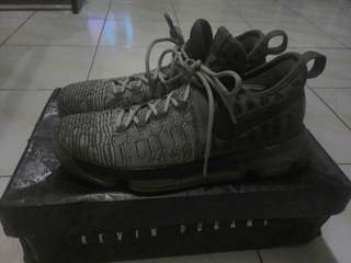 Nike Basket Kd 9 Wolf Grey