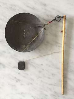 Quick SALE @ $40 - Antique weighting scale
