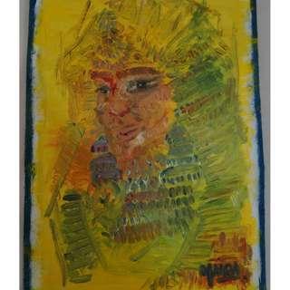 🚚 Bright Oil Paintings