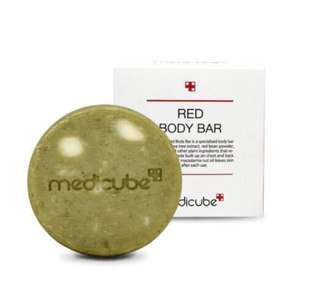 Ready Stock! BN Medicube Red Body Bar 10g