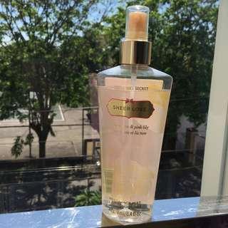 Sheer Love Victoria's Secret Fragrance Mist