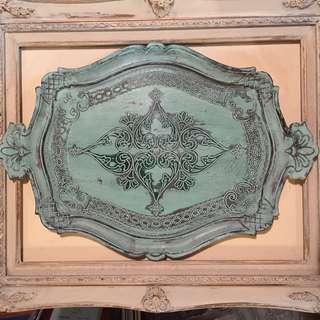 Bohemian Mint Tray