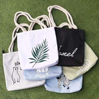 Korean Fashion Shopping Bag