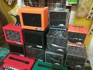 Ampli mini speaker gitar 4in