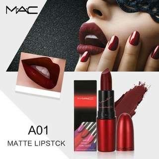 MAC Red Matte Lippie 💋