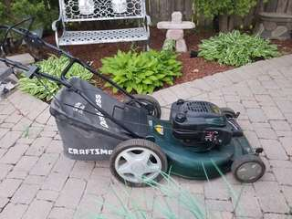 6.5Hp Lawnmower