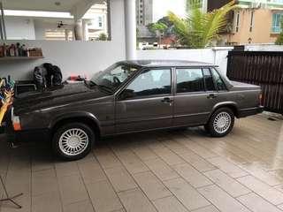 Volvo 740GL