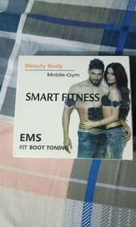 Smart Fitness EMS Fit Boot Toning Beauty Body Mobile-Gym